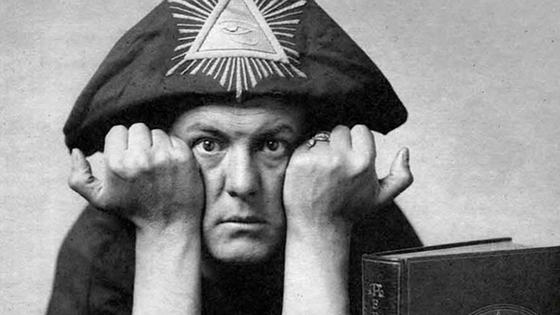 Aleister Crowley (source: Google)