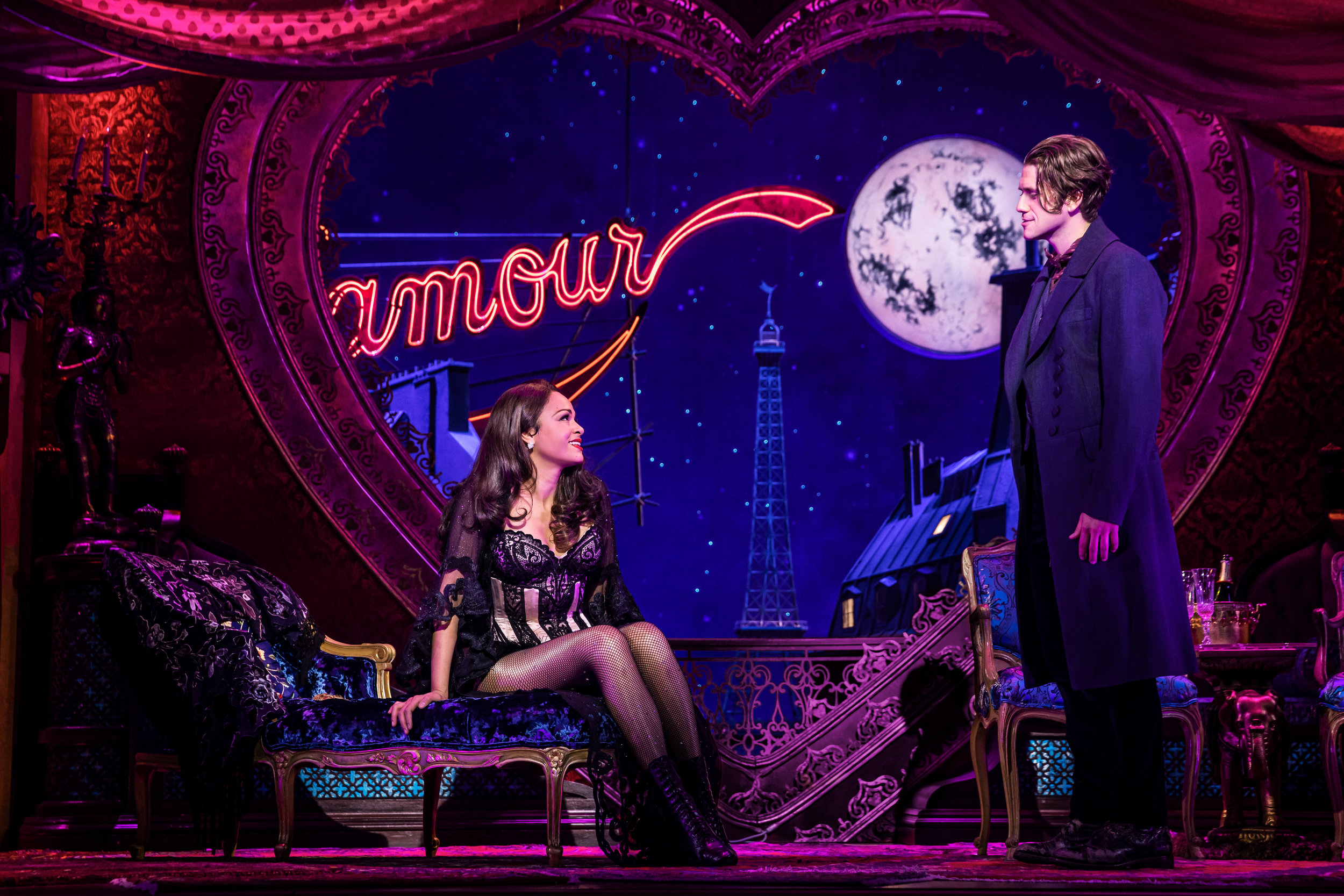 "REVIEW: ""Moulin Rouge! The Musical""—opulent and empty — Stage Left"