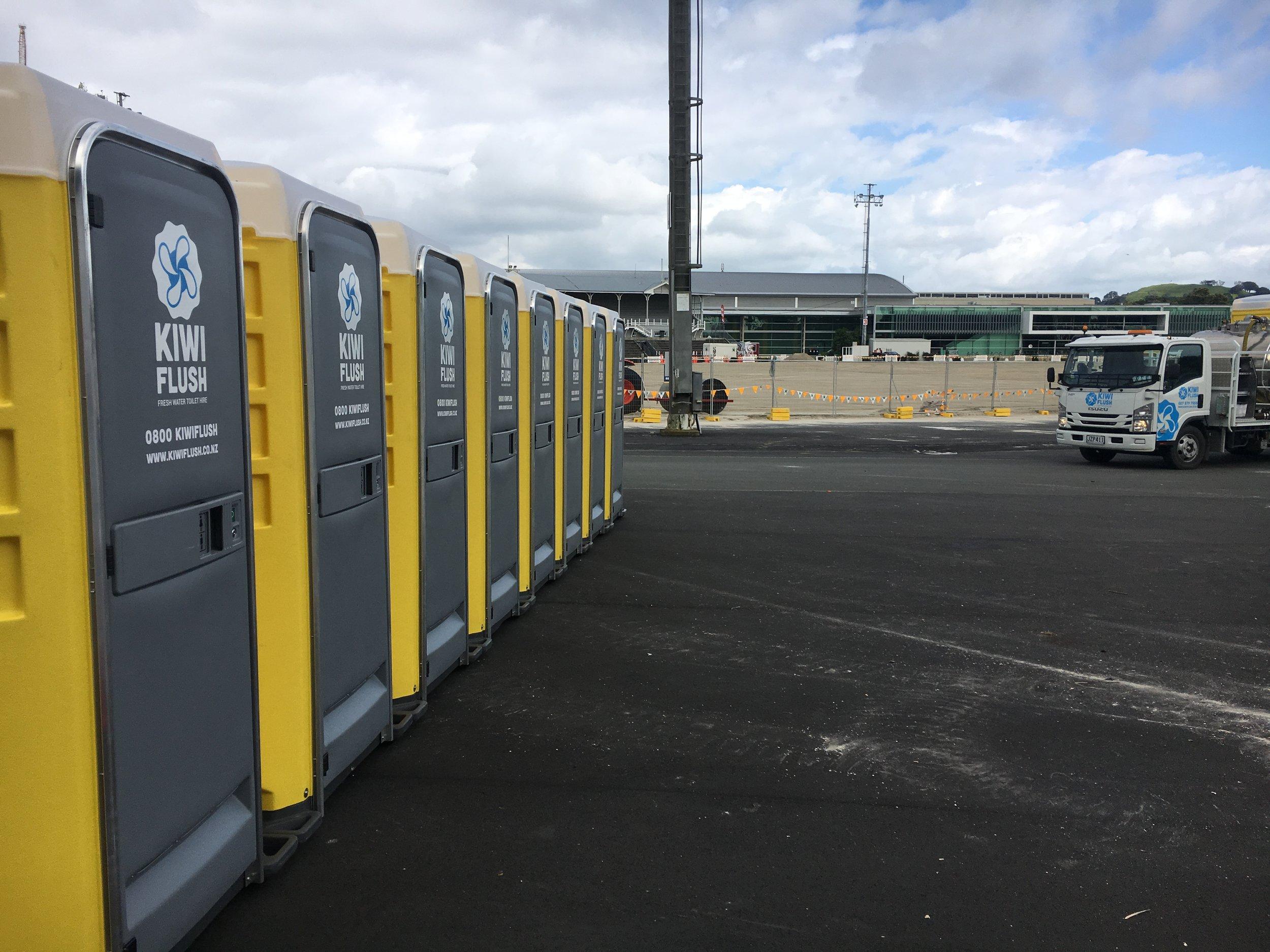 Kiwi Flush at Equitana, ASB Showgrounds