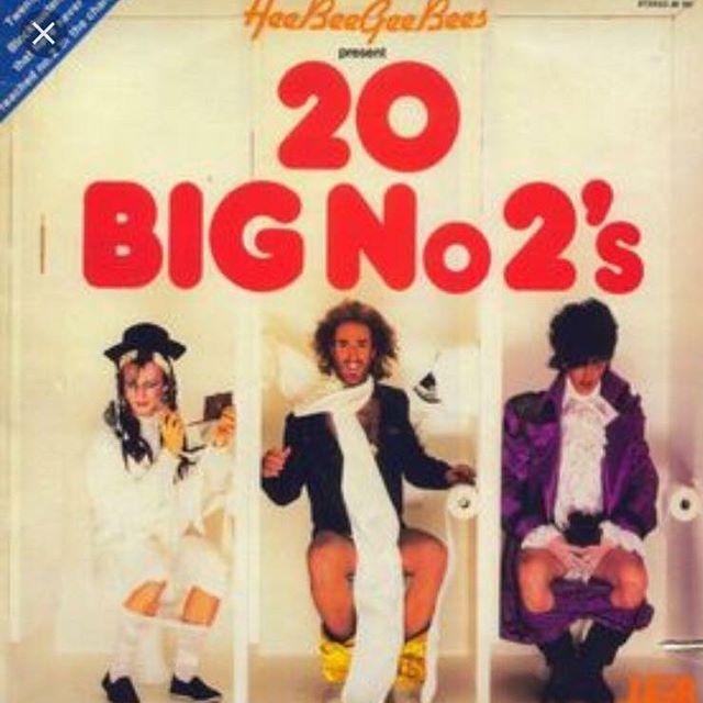 Some Monday morning music inspiration!#bighits #toilethumour #number2s #portaloo #kiwiflush 😂🤣😂🤣💩💩