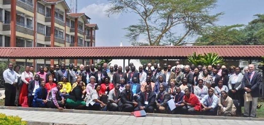 Attendees at the Nairobi International Partnership Conference