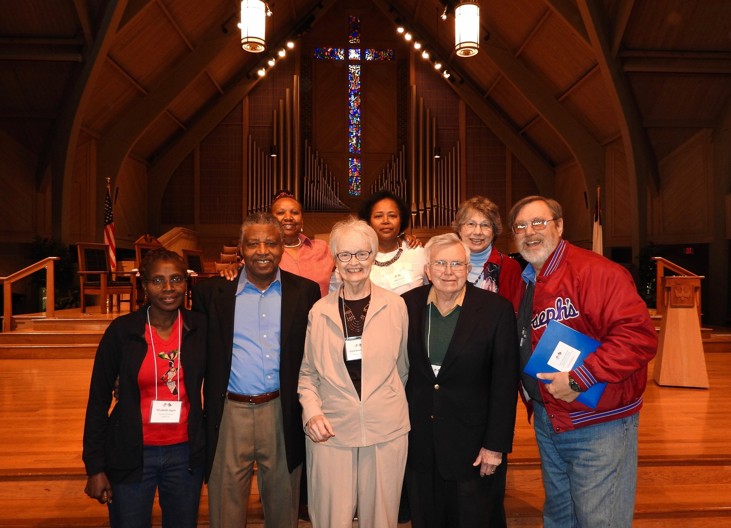 Attendees from the Detroit Presbytery at KMN 2016