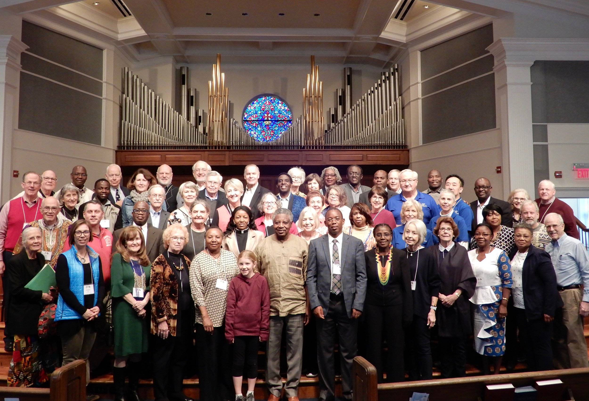 Attendees at the 2019 Kenya Mission Network Gathering - Alexandria, Virginia