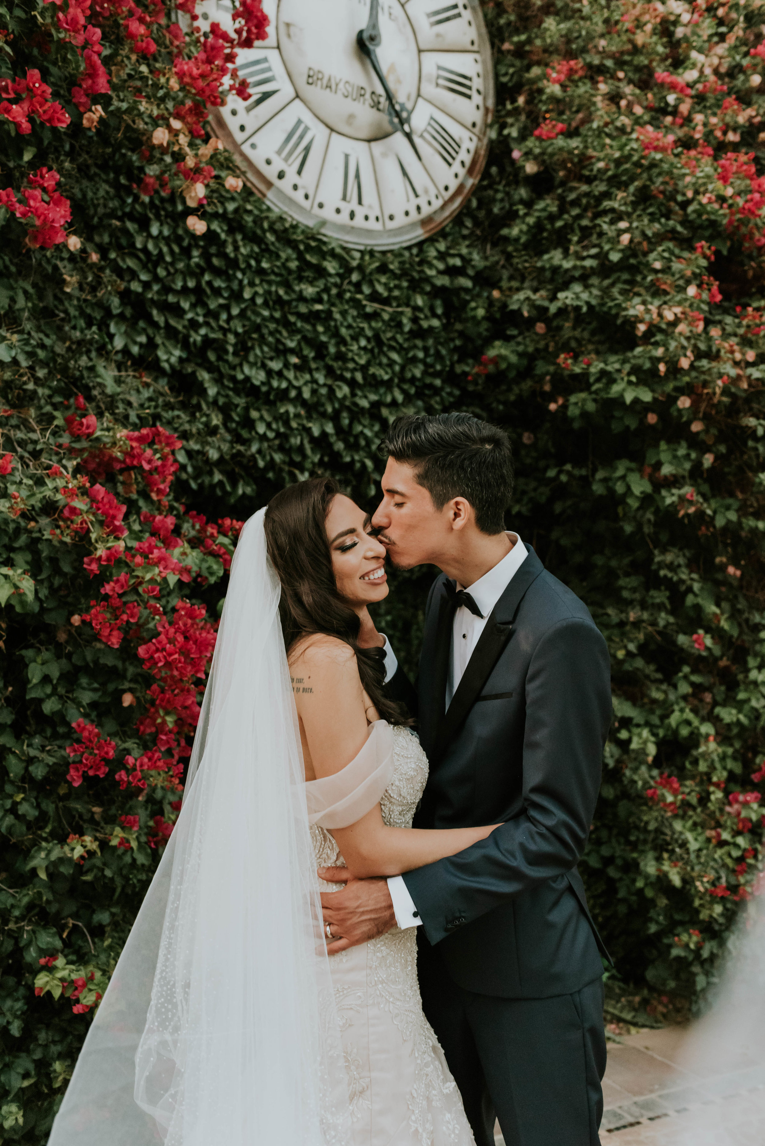 Houdini Estate Wedding - Los Angeles  Angie + lsmael
