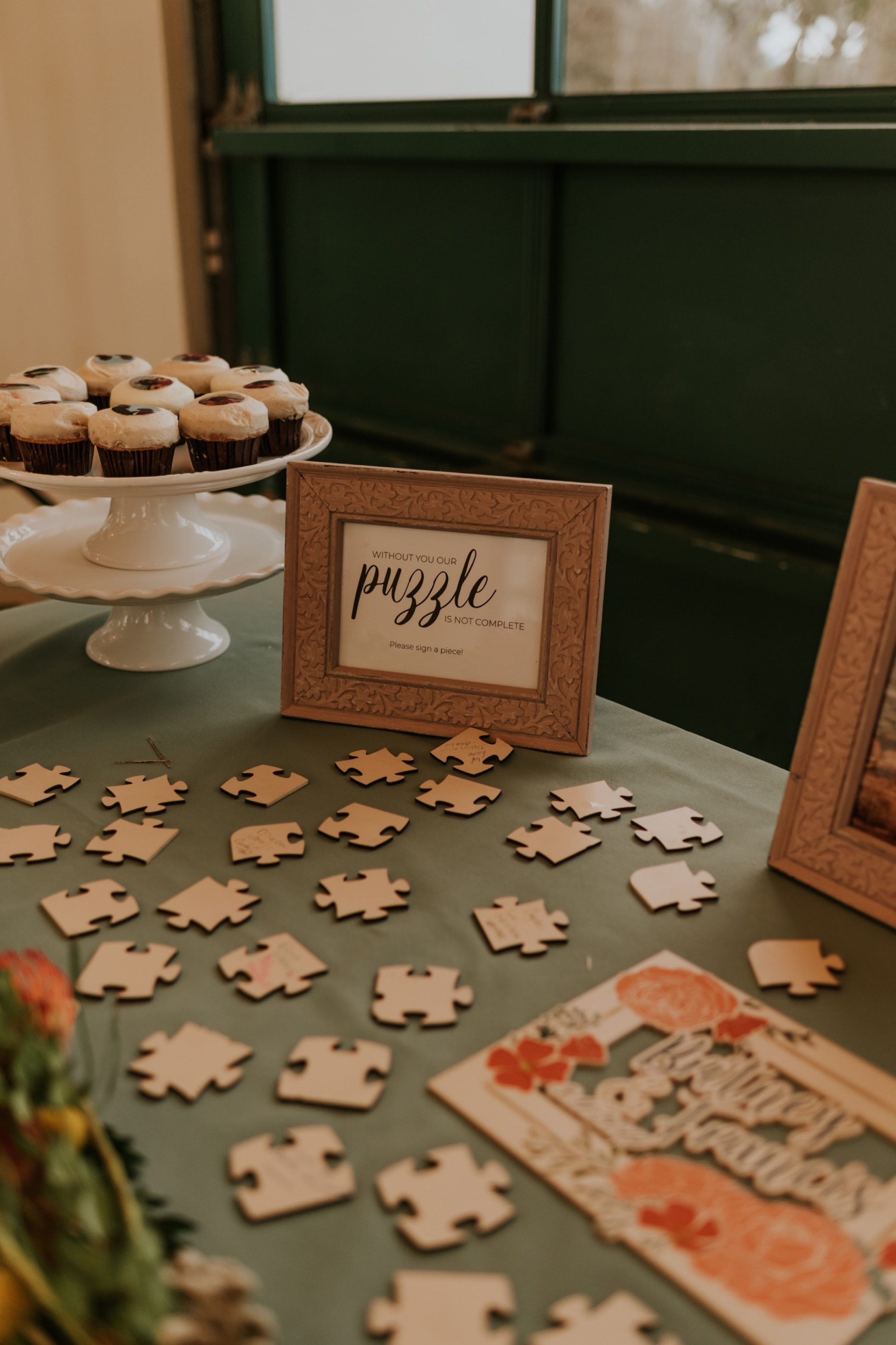 Santa Barbara Wedding at the Carousel House | Reception Details | Carrie Rogers Photography