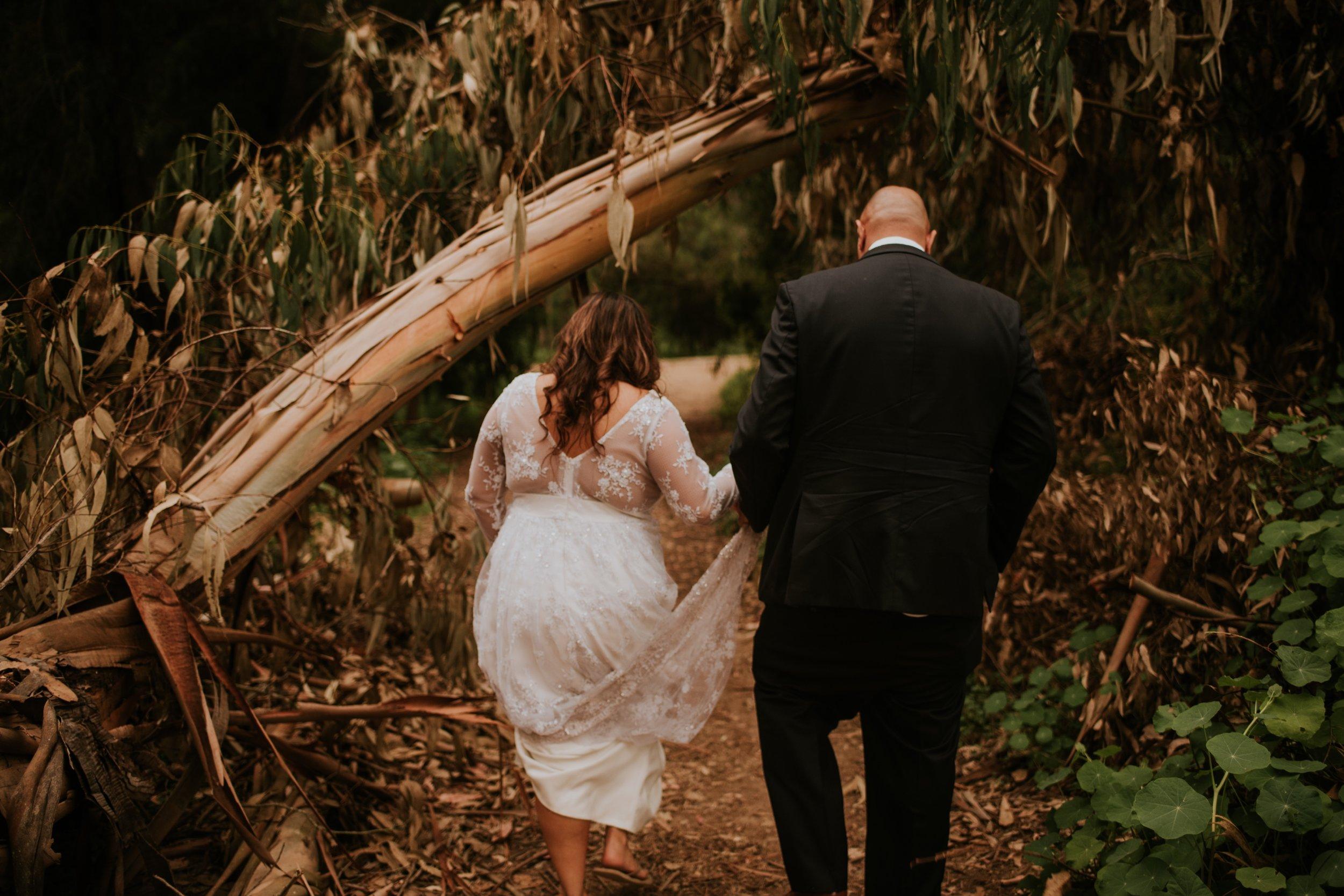 Ellwood Bluffs Santa Barbara Elopement | Carrie Rogers Photography | Santa Barbara Wedding Photographer | California Elopement Photographer | #weddingphotography #elopement
