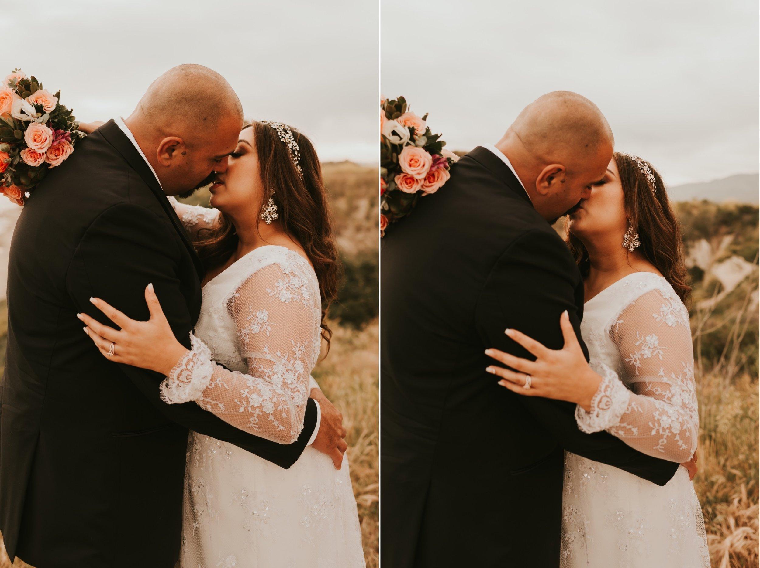 Ellwood Bluffs Santa Barbara Elopement | Carrie Rogers Photography | Santa Barbara Wedding Photographer | California Elopement Photographer |  #couples #weddingphotography #elopement #couplegoals
