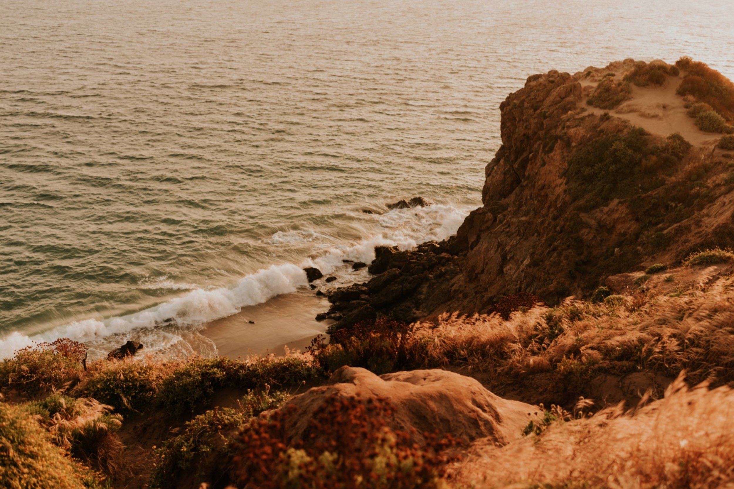 Point Dume, Malibu, California | Carrie Rogers Photography