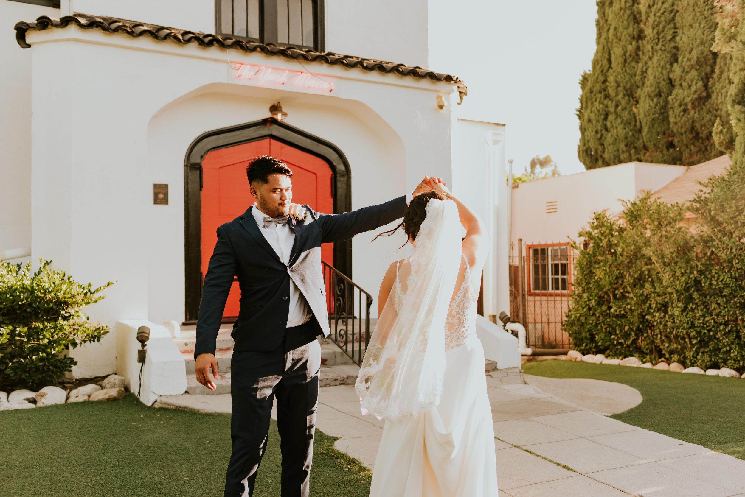 York Manor Wedding | Los Angeles, California | Los Angeles Wedding Photographer | Carrie Rogers Photography
