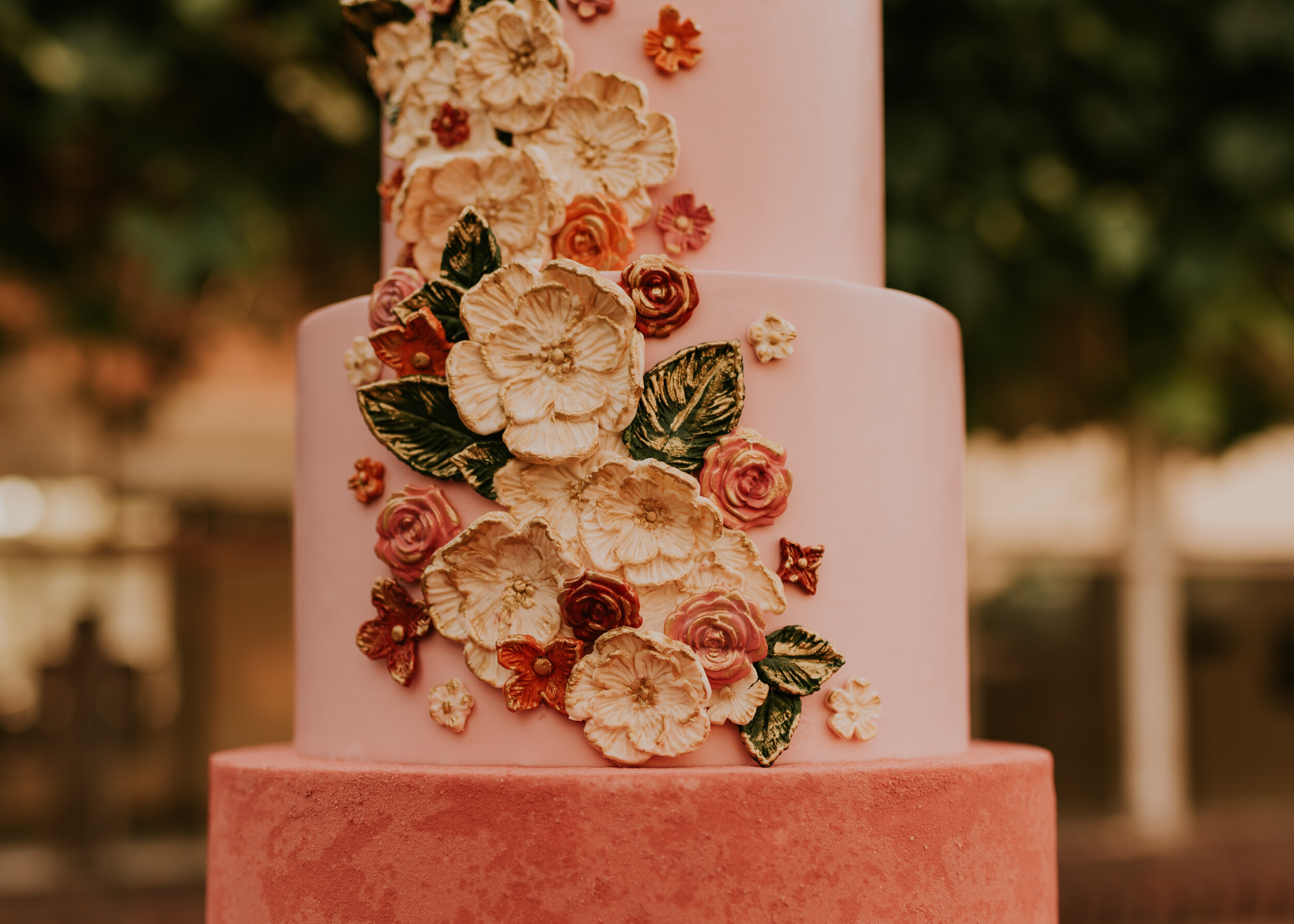 Blanc - Denver, Colorado Wedding Venue | Wedding Cake Inspo | Colorado Wedding Photography - Carrie Rogers Photography