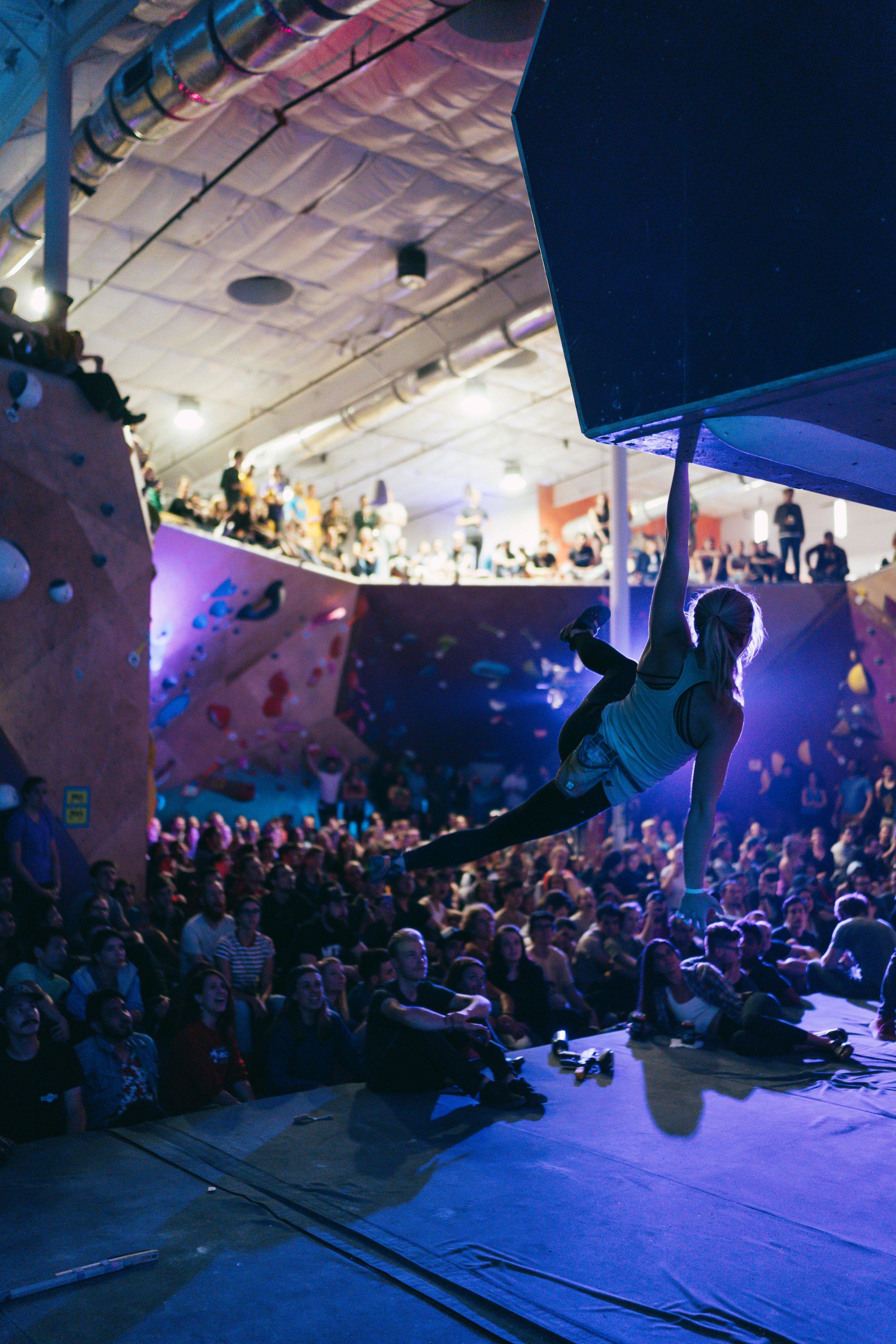 Crux Climbing Center -