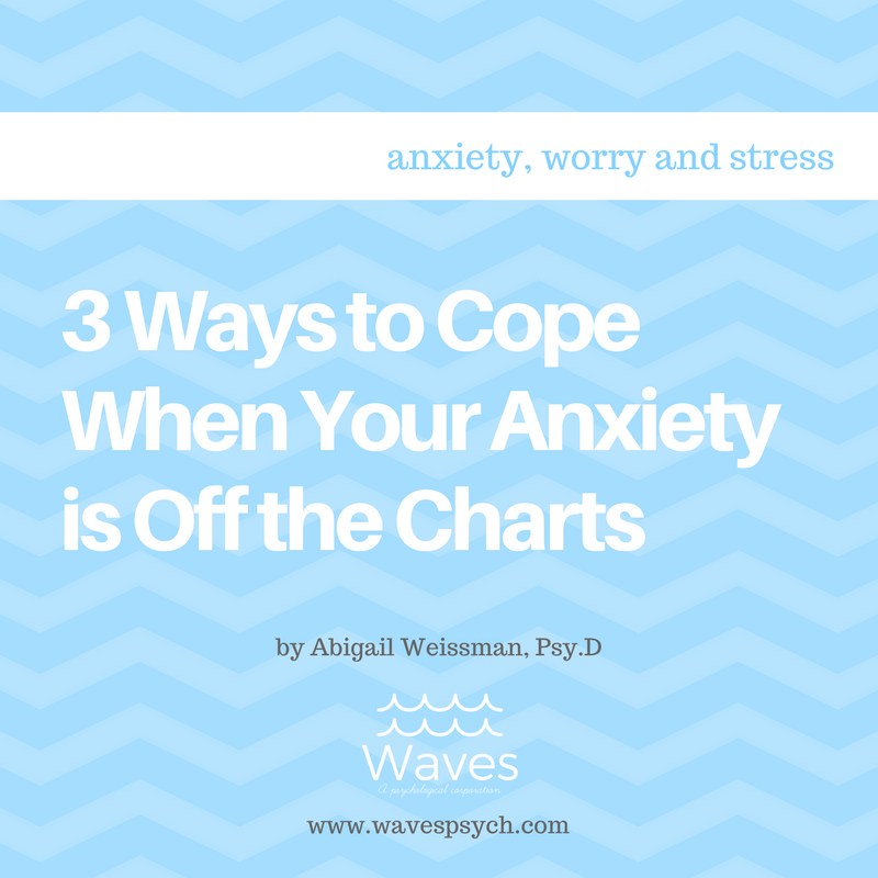 Ack! Eeek! It's Stress! - Here are some ways to feel more chill and heck, some apps too!