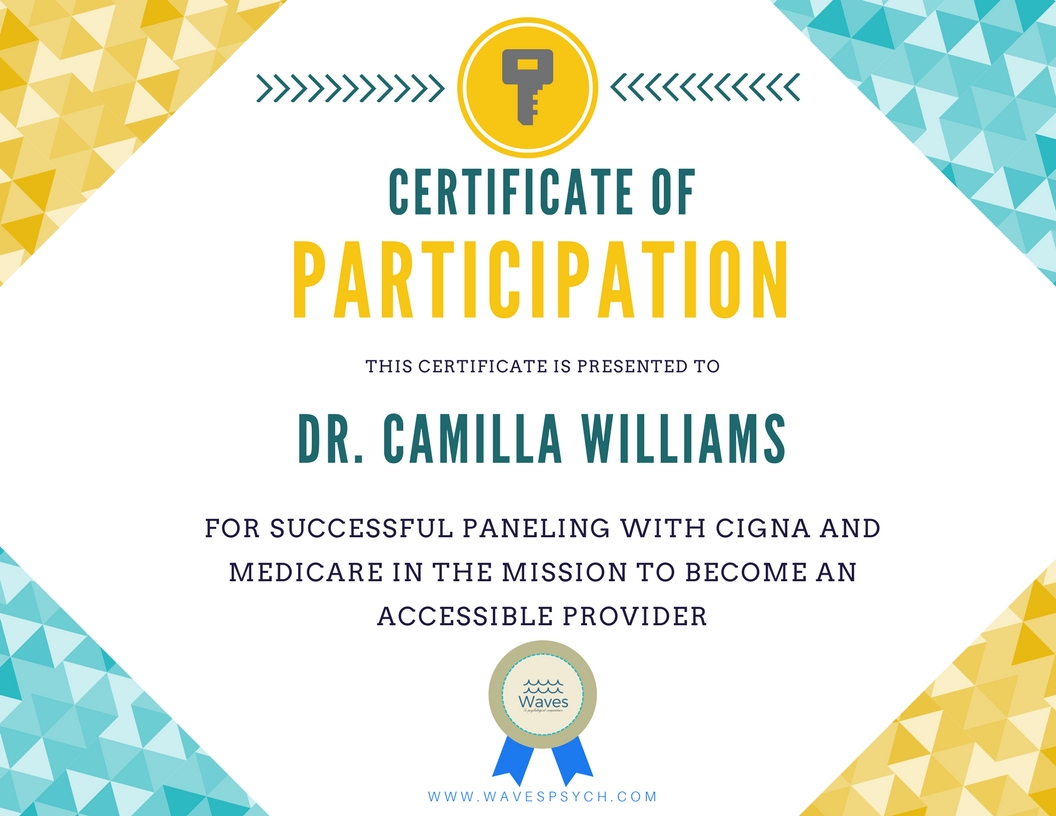 Accessibility - by Dr. Camilla Williams