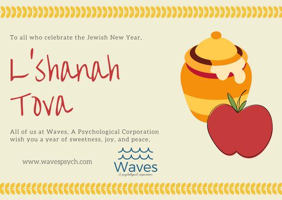 Happy Jewish New Years to those who celebrate!