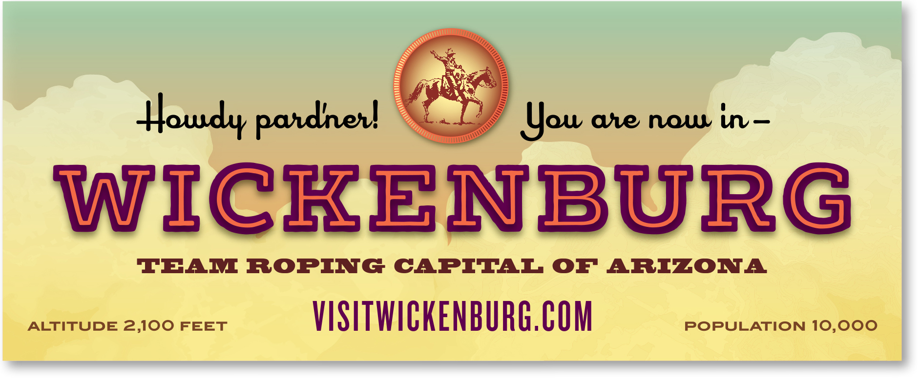 the wickenburg billboard: an updated vision for an aging landmark -