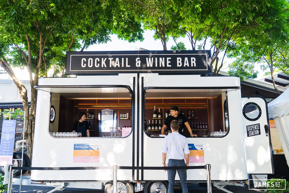 James St Food & Wine Trail 2018/2019