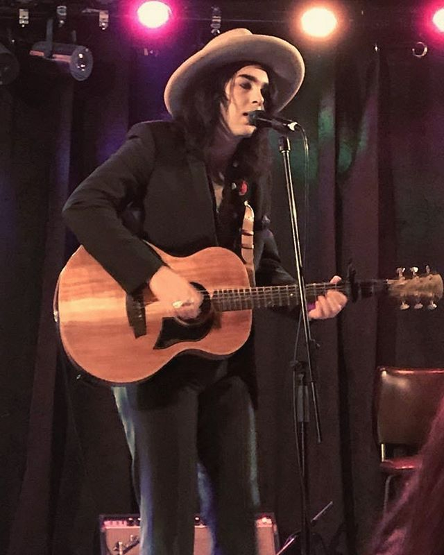 Thank you to everyone who came out to the @brassmonkeycronulla last night. That was really special.  Last night also marked 3 years of sobriety for me! If you told@me three years ago I'd be here, I couldn't possibly have believed you. I feel really lucky that I get to sing songs and stomp my feet at you all.  Tonight I'm at @thestoneroomberrima starting at 7pm and tomorrow (Saturday) I'll be at the @thenoblehops_redfern At 4:30!