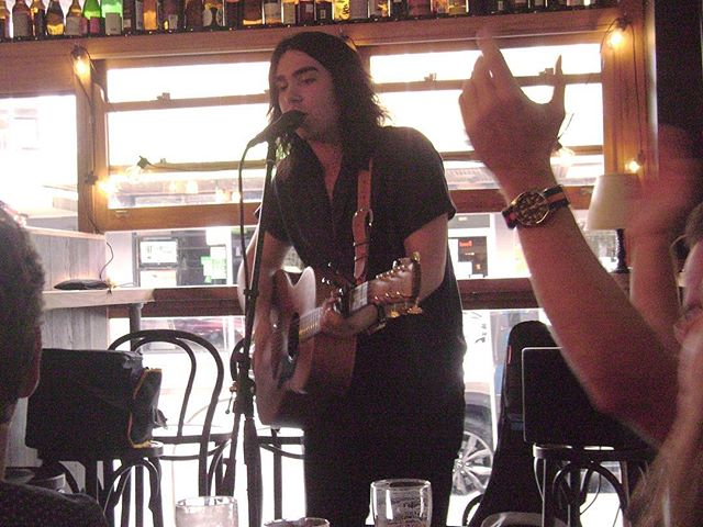 Im having so much fun playing @thenoblehops_redfern every week, and we're doing it again this week ! Saturday at 4:30, free entry and country songs from me!
