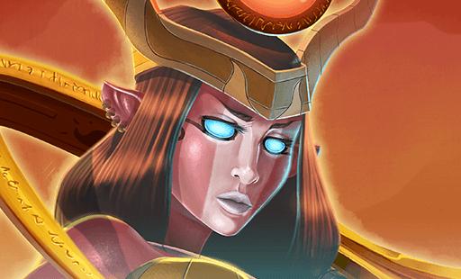 ハトホル:採鉱の女神