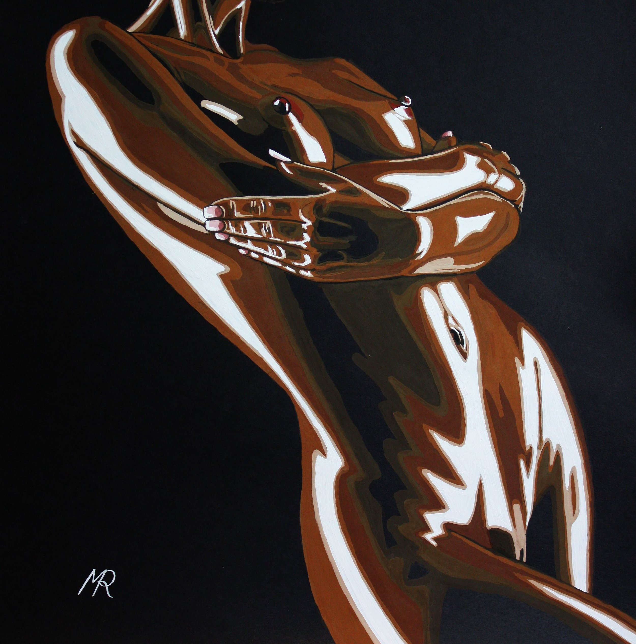 Oiled VII