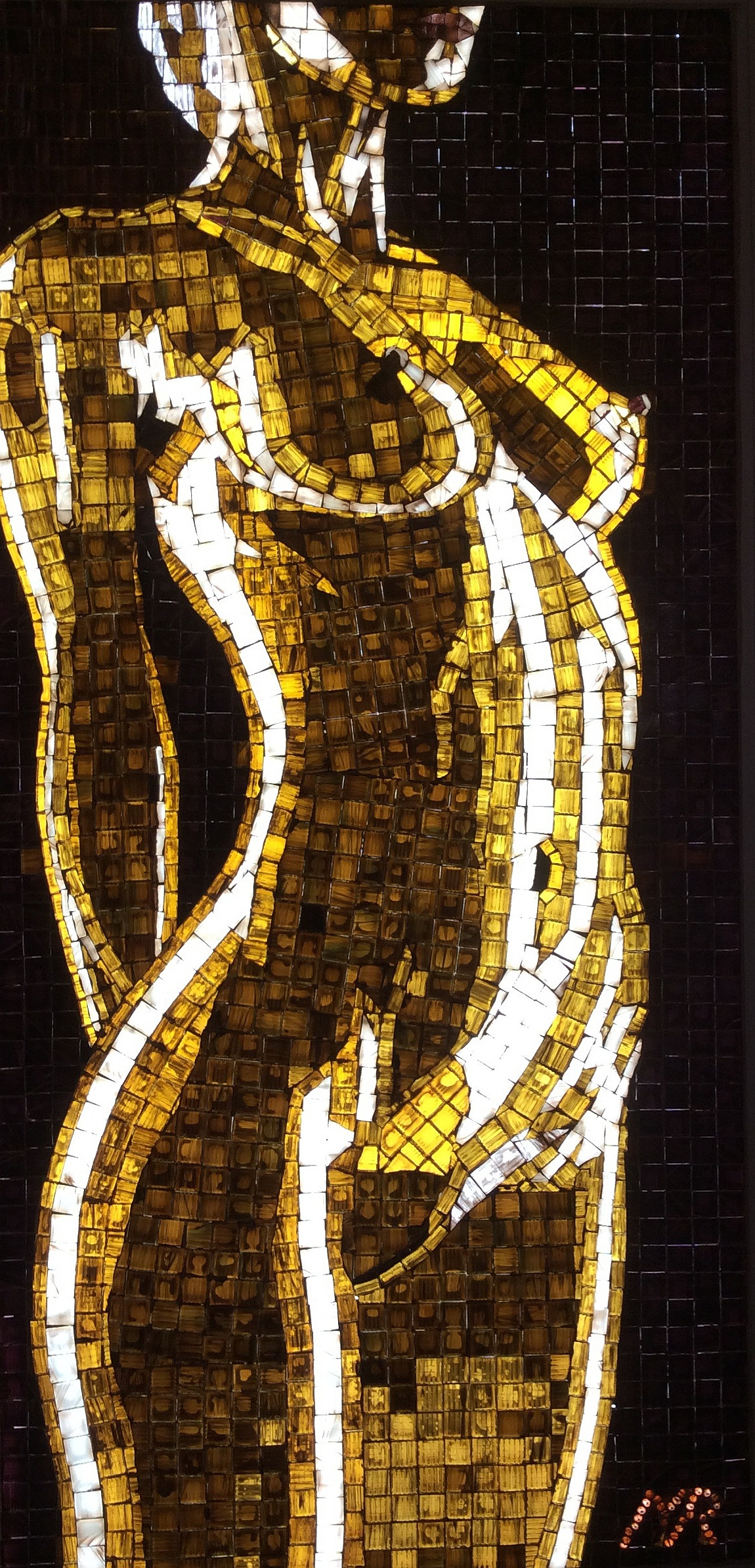 Oiled II - Illuminated