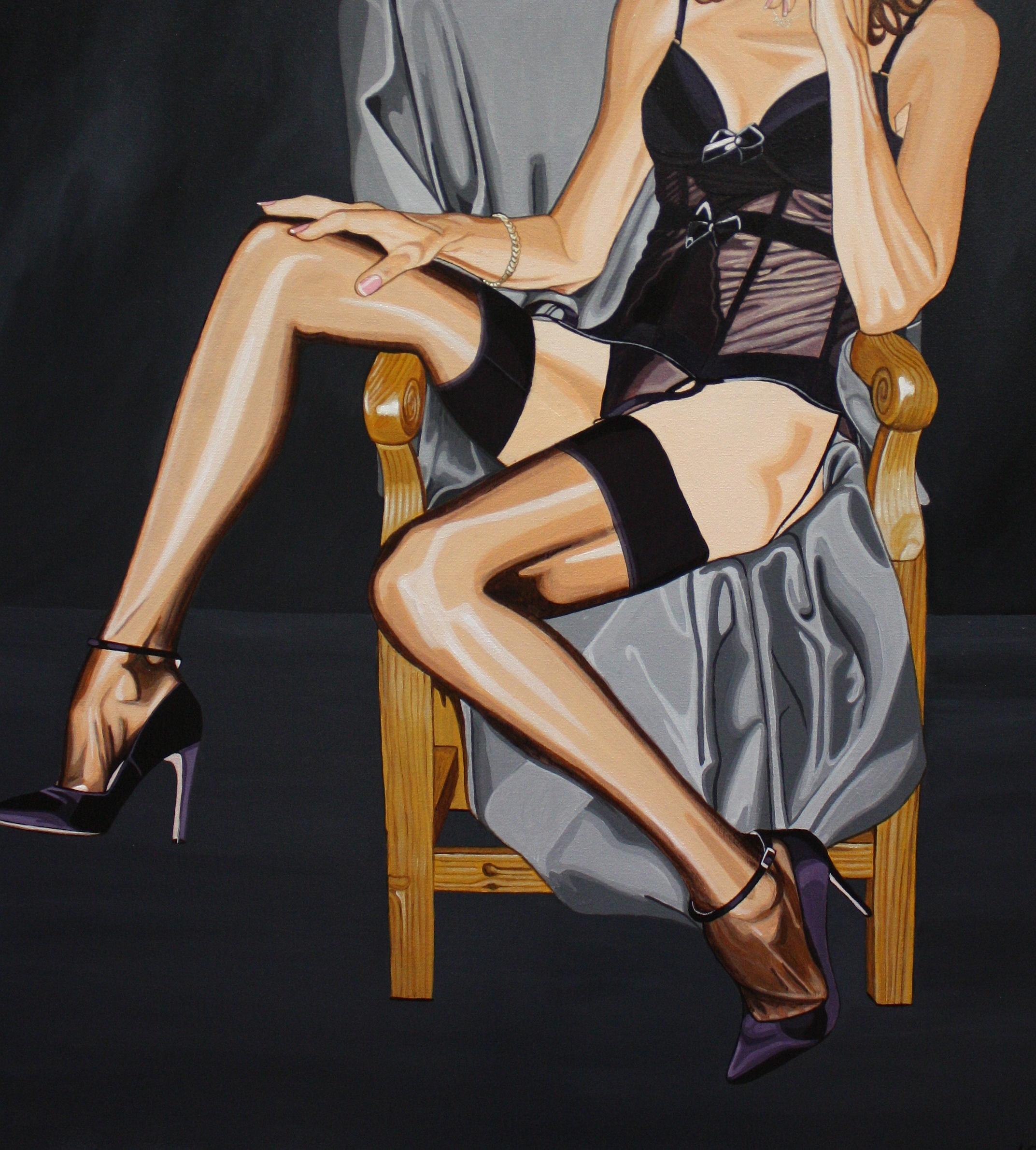 Black Stockings II