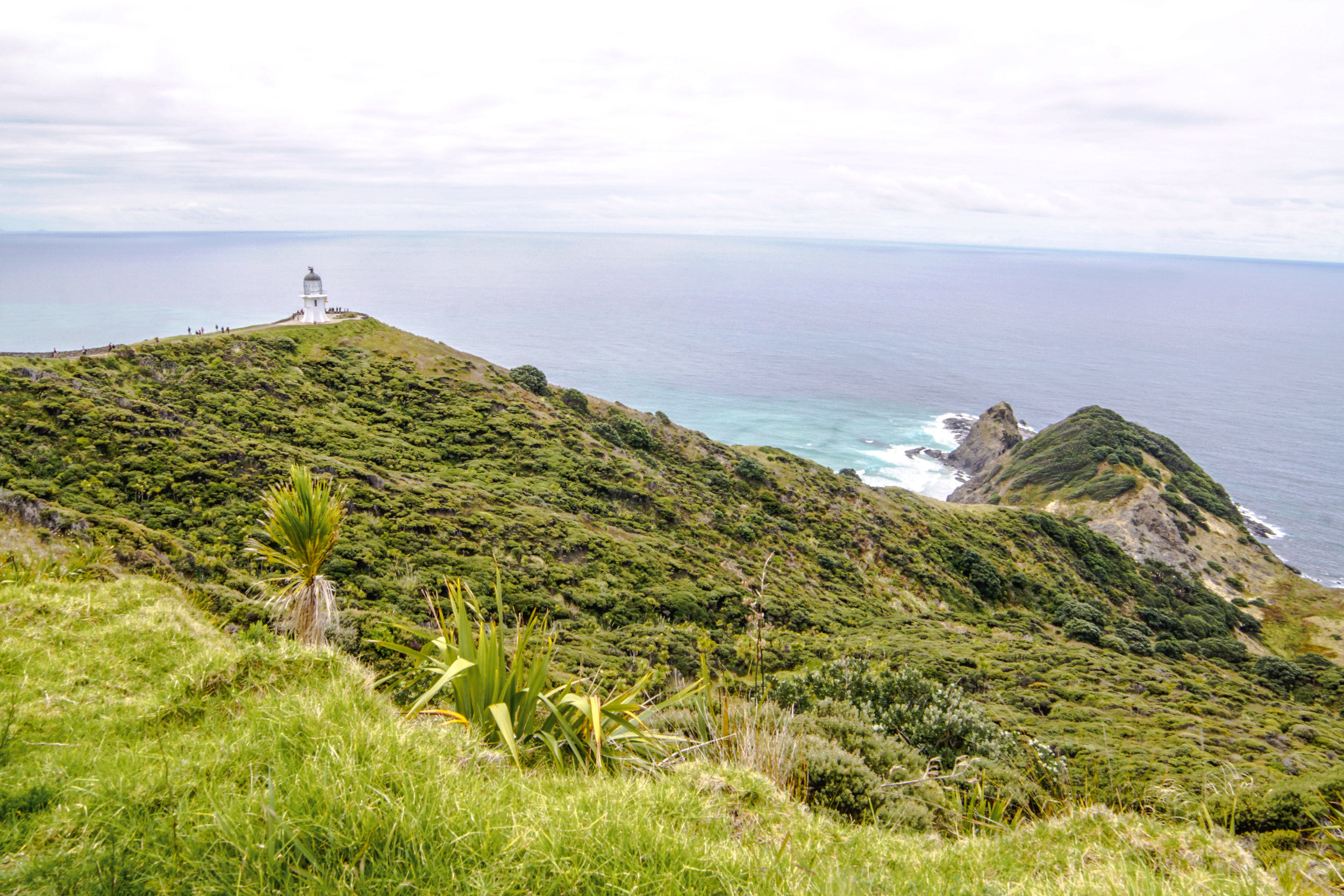 Light house @ Cape Reinga