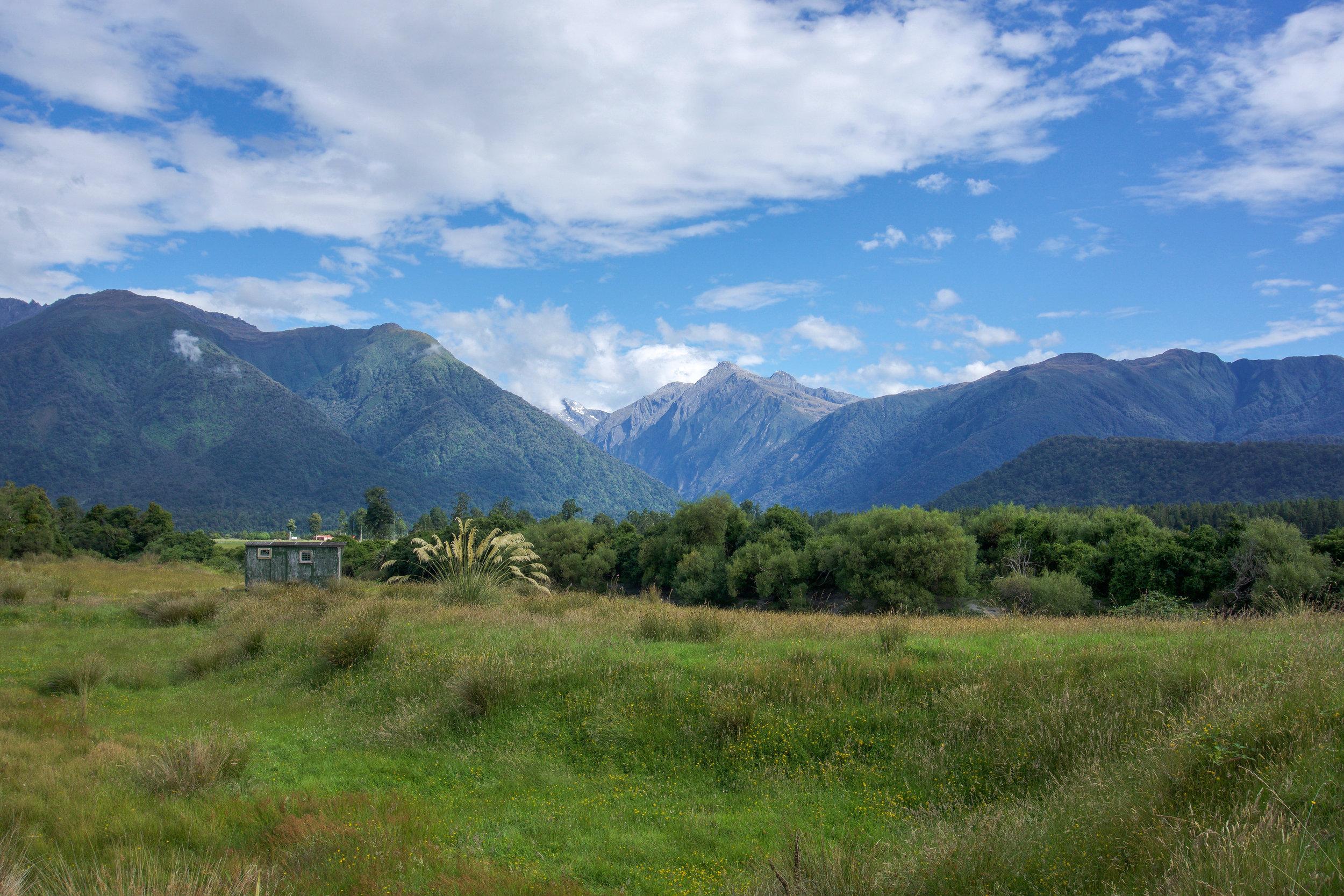 New Zealand - Drive to Wanaka