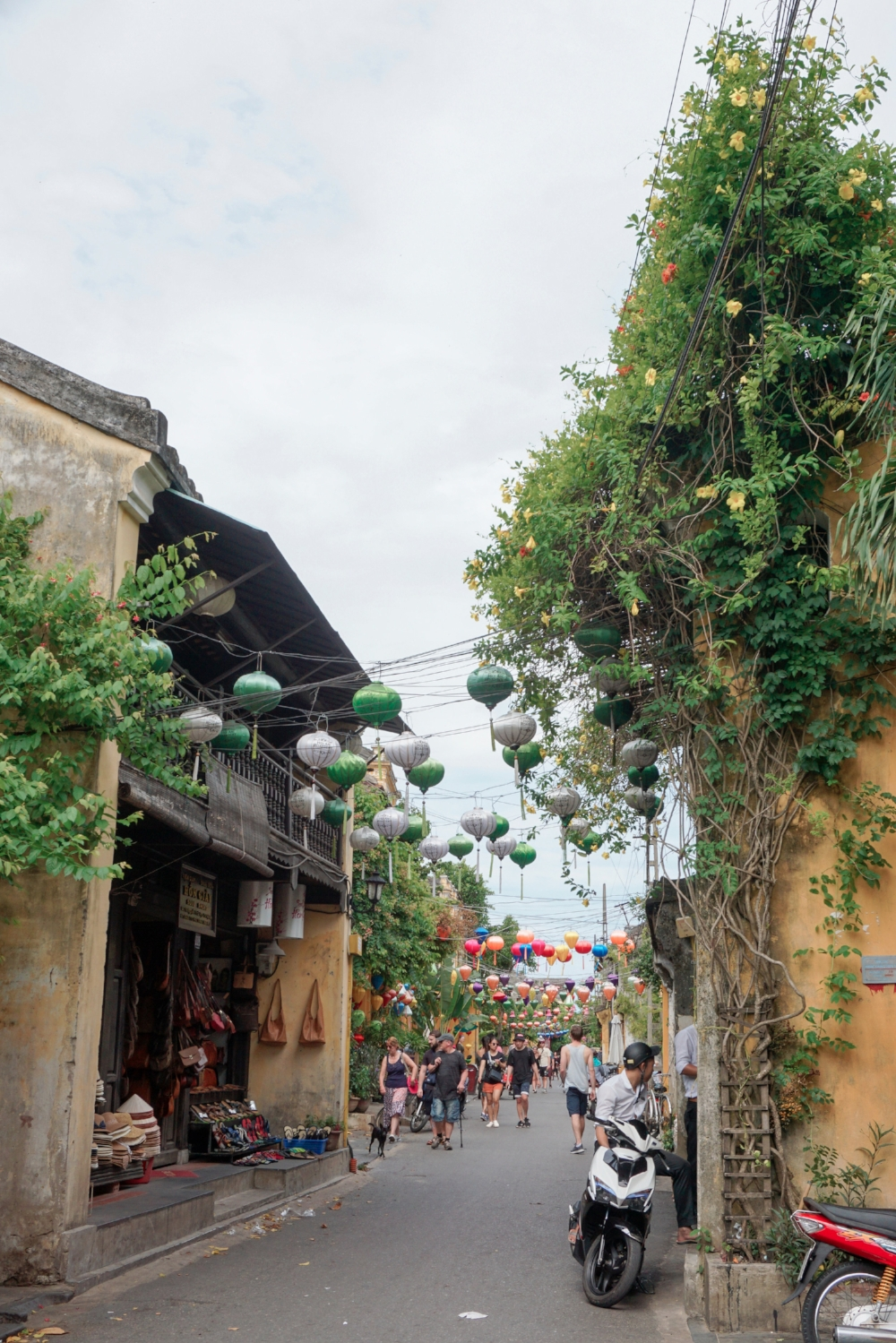 Charming town of Hoi An