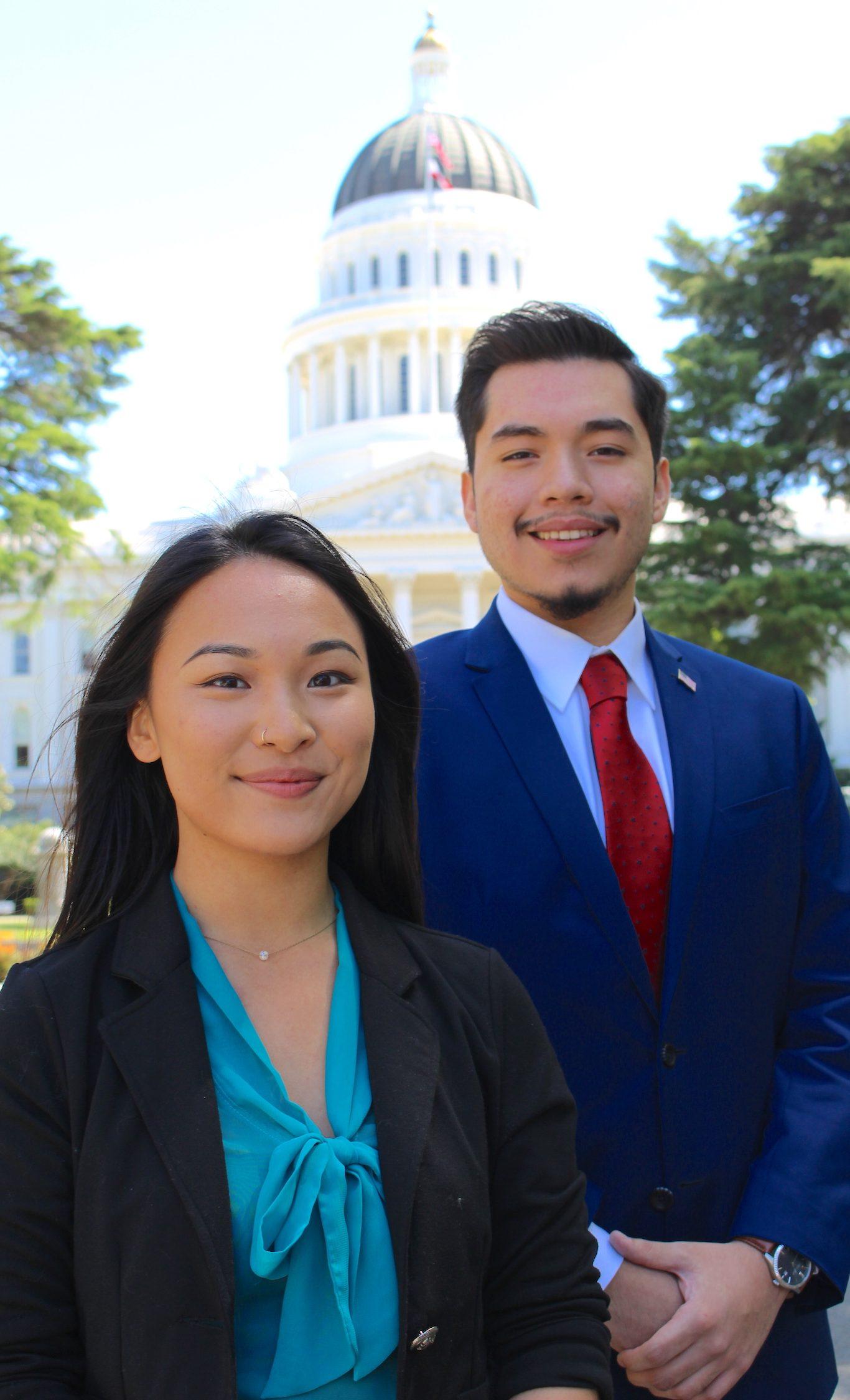 State Capitol Internship