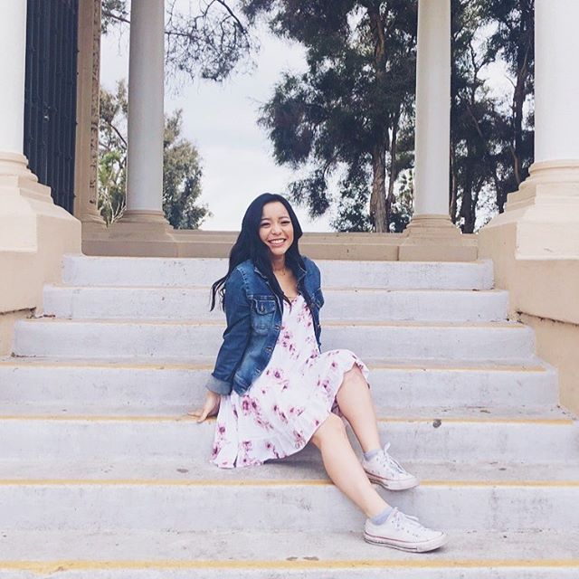 "✨CABINET SPOTLIGHT: Christine Nguyen | Psychobiology B.S. | F2K18 Puma Class | Royal | Social Chairman ""In high school, I was a very shy person and of course, going to a big university like UCLA made me nervous. One of the things I wanted the most as a freshman was to have a strong foundation to help guide me through the year. I've never felt so welcomed as much as I did with Chis, who has given me more than the foundation I was looking for. It is because of Chis that I came out of my shell and have met so many wonderful people, near and far, that I consider my second family. I'm truly grateful for each and every relationship I've made, and as co-social chair, I want everyone to have the chance of building cherishable relationships and finding their second family too!"""