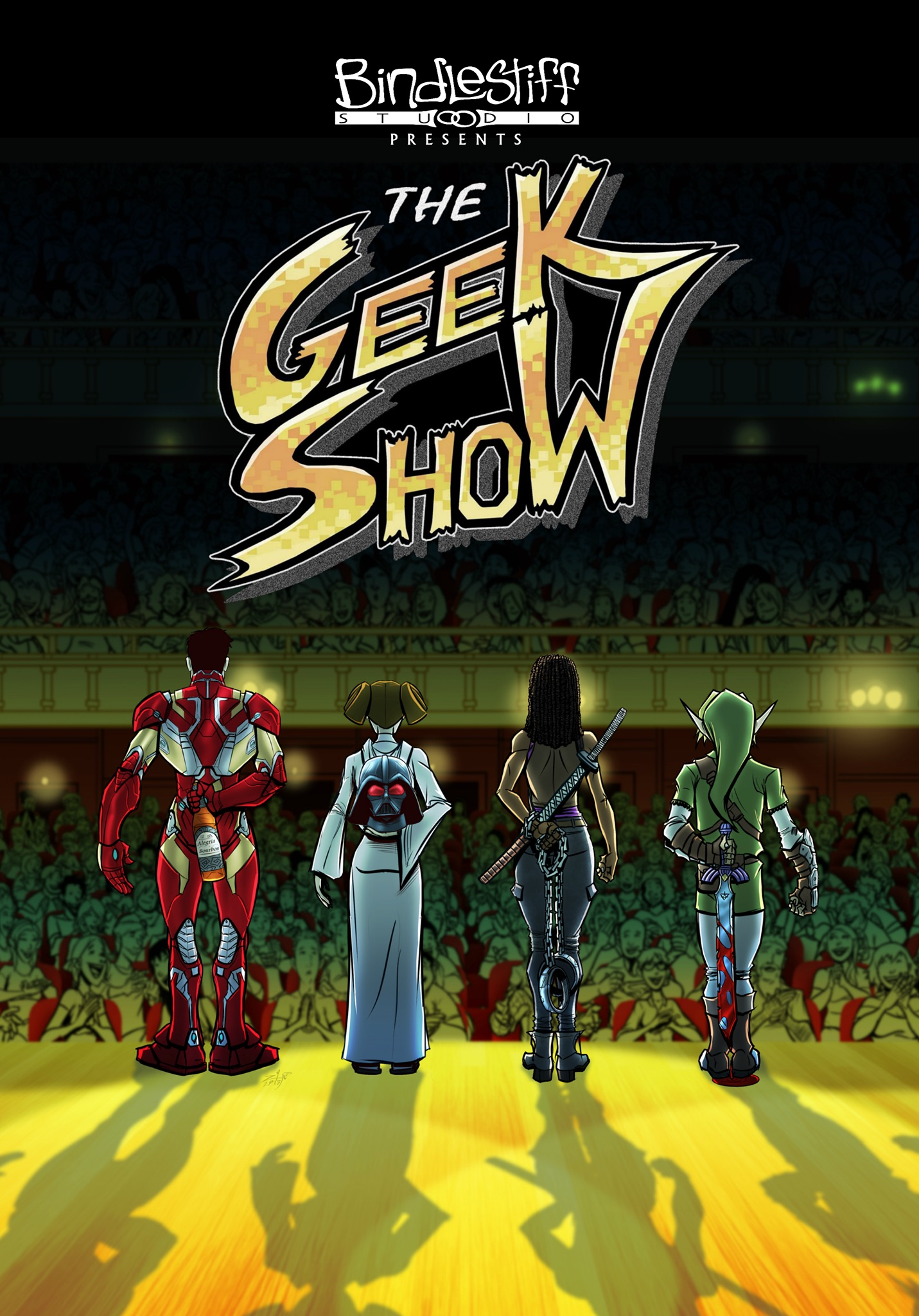 The Geek Show 2017 Poster (click to view)