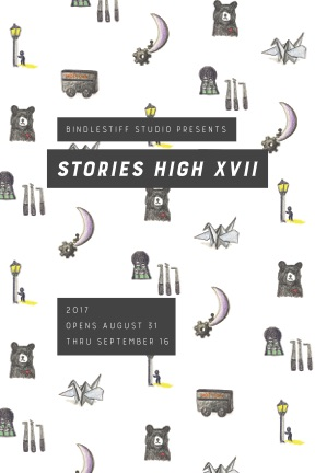 Stories High XVII Flyer (click to view)
