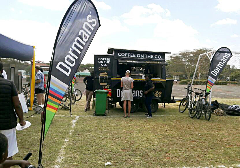 COFFEE ON THE GO! - Whether it is corporate functions, weddings, private parties and/or other social events our Events, Banquets and Functions team are on hand to provide Dormans Coffee (and pastries if required) within each client's budget.Please fill out the booking form below for a customised quote.