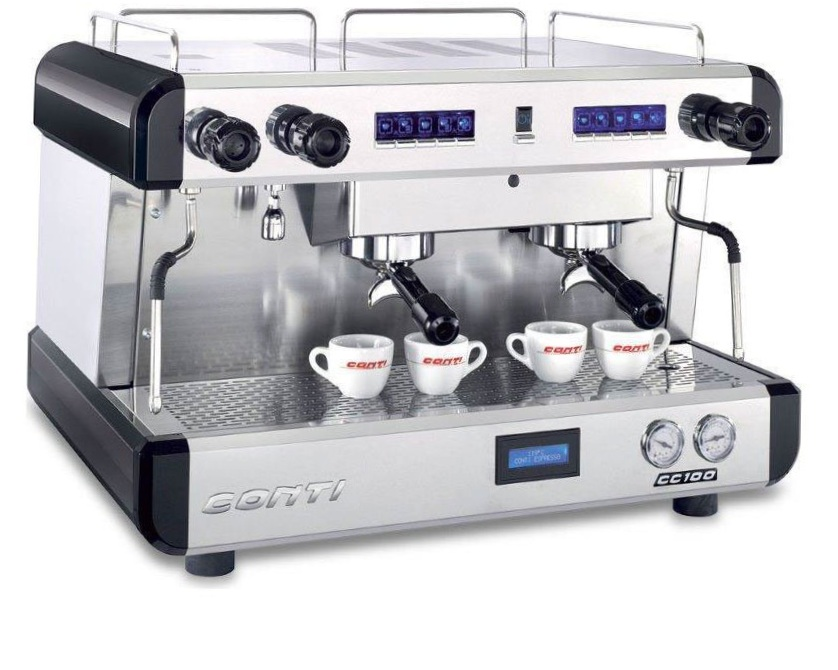 conti cc 100 espresso machine - 2 GroupFPO// highlights about the equipment and/or usageLearn more