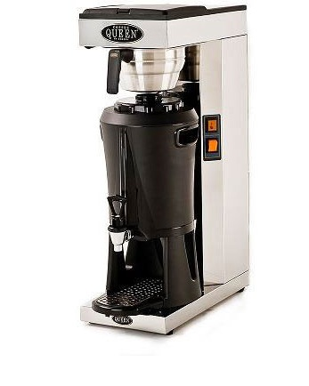 2.5L Queen coffee Brewer - FPO// highlights about the equipment and/or usage