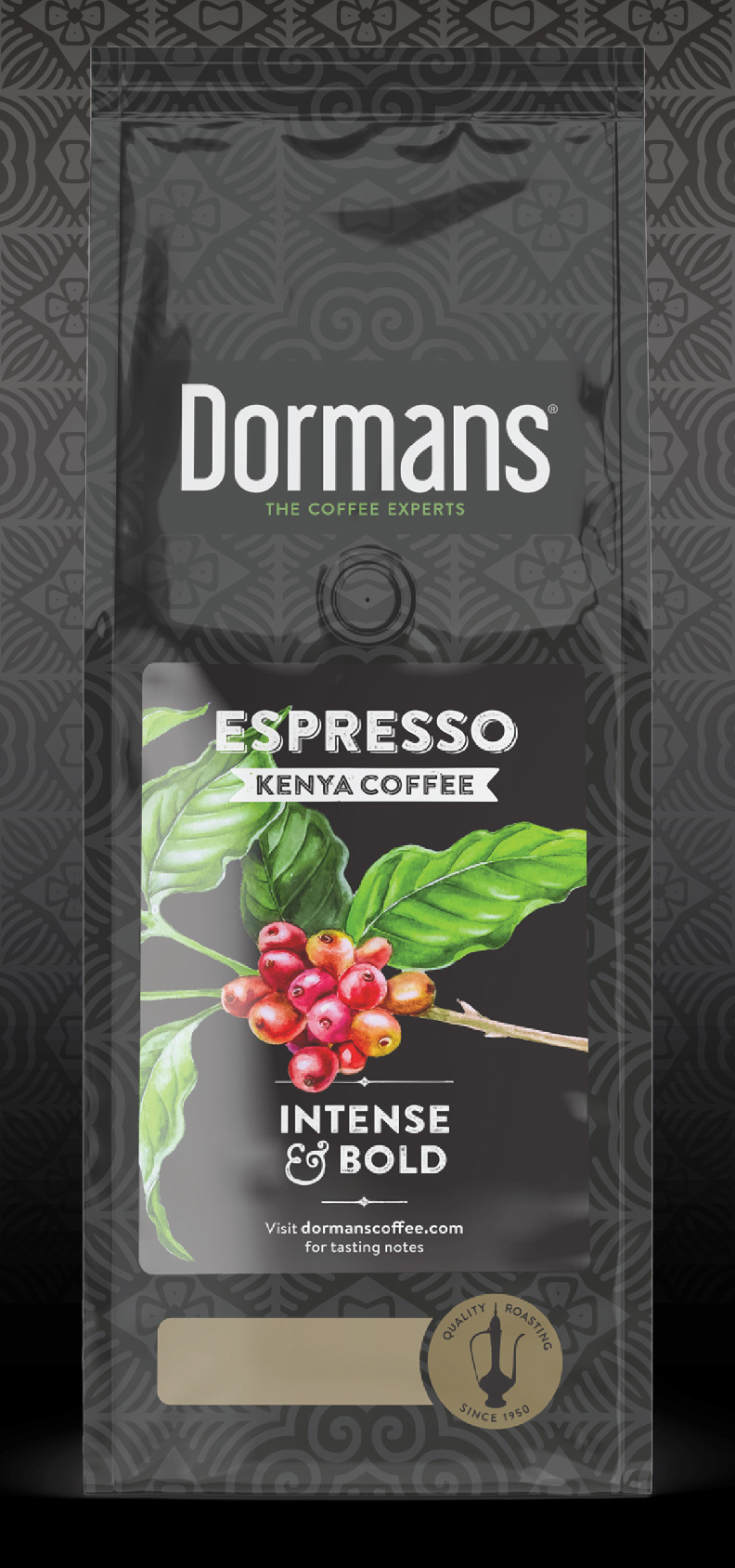 OUR STORY - Dormans was established in 1950 as Kenya's first coffee roastery. The founders, Charles and Ellen Dorman wanted to bring the coffee drinking experience closer to home. Until then, coffee from the region had only been exported in its raw or green form. Sadly, Charles died a premature death in 1960 but Ellen carried on the business determined to fulfill his dream.In her quest to provide a delightful coffee drinking experience to every consumer, Ellen creatively developed unique coffee blend formulations to meet the varied taste profiles of the different market segments. It was this passion and commitment that earned her the nickname 'The grand old dame of coffee'. Many of her blend formulations remain popular to this day.In 1986 Jeremy Block, in partnership with a UK multinational, purchased the business from a retiring Ellen.Over the years, Dormans has pioneered many initiatives to spur local consumption and today, is the most trusted coffee brand in the East African market.MILESTONESYear 2002Dormans set up Africa's first Coffee Training School, Nairobi School of Coffee.Dormans has connected many of the graduates to their hospitality clients, thus contributing to the employment of thousands of youth. The NSoC certificate is well sought-after by employers seeking to recruit qualified Baristas at their restaurants and coffee shops.Year 2003Dormans pioneered the introduction of the Kenya National Barista Championships in Nairobi. The event has grown in popularity over the years.The event has helped enhance awareness of a Barista as a professional coffee maker.Winners compete at the World Barista Championships, an event organized by the Specialty Coffee Association of Europe and the Specialty Coffee Association of America.Year 2004Dormans opened its first Coffee shop - a chain of shops followed.Year 2005Dormans introduced 'Coffee on the Go' serving delightful coffee from a Mobile Coffee Cart, the first ever in the region.Year 2013Dormans sold the assets of their coffee shops to a Partner who continues to operate a successful chain of coffee shops.