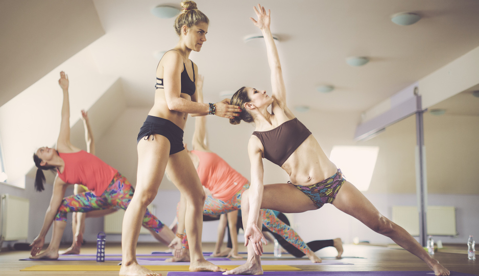 BE WELL PHILLY MAGAZINE - 10 Common Yoga Mistakes