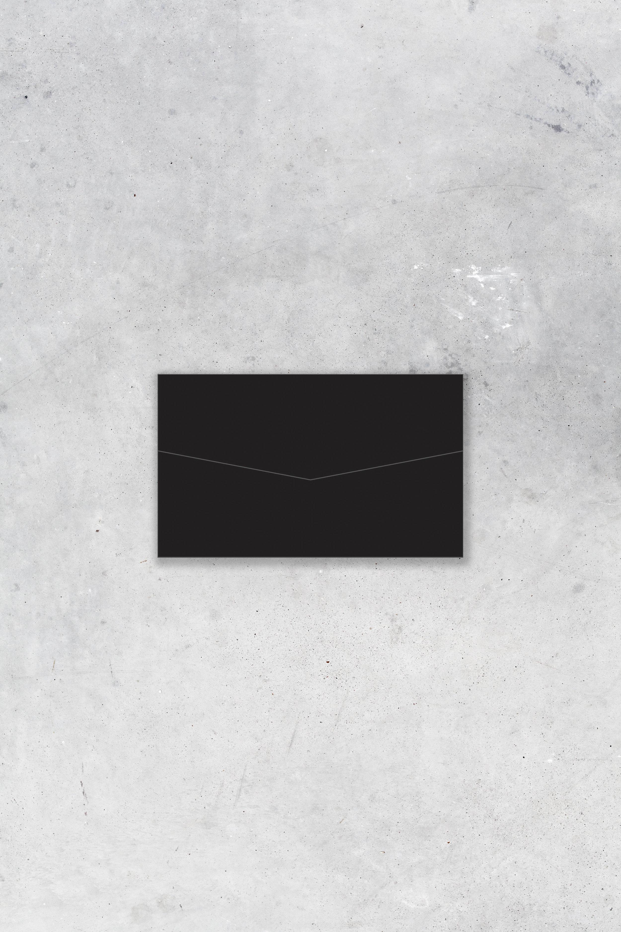 R.S.V.P. Envelope Option 1 - Back