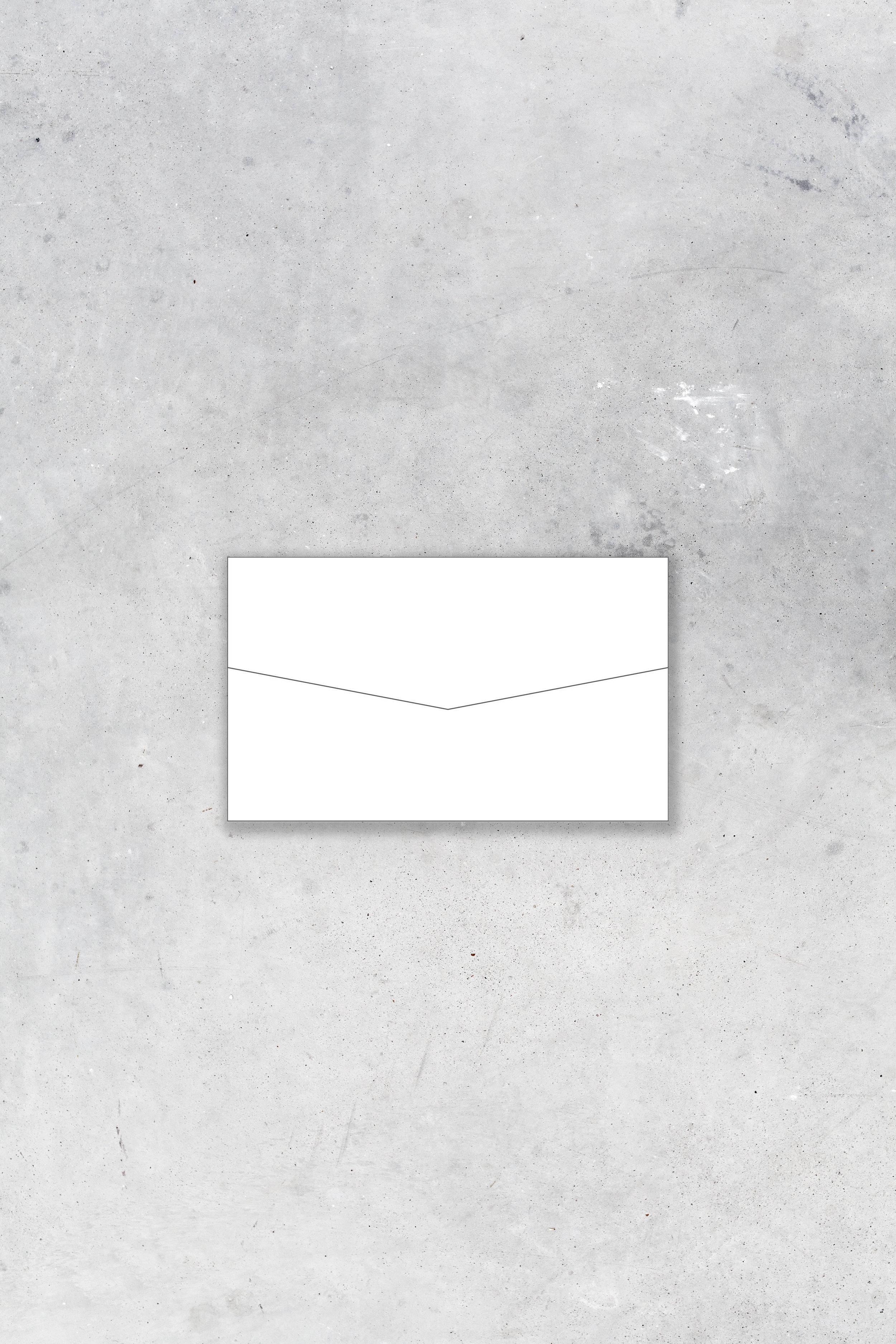 R.S.V.P. Envelope Option 2 - Back
