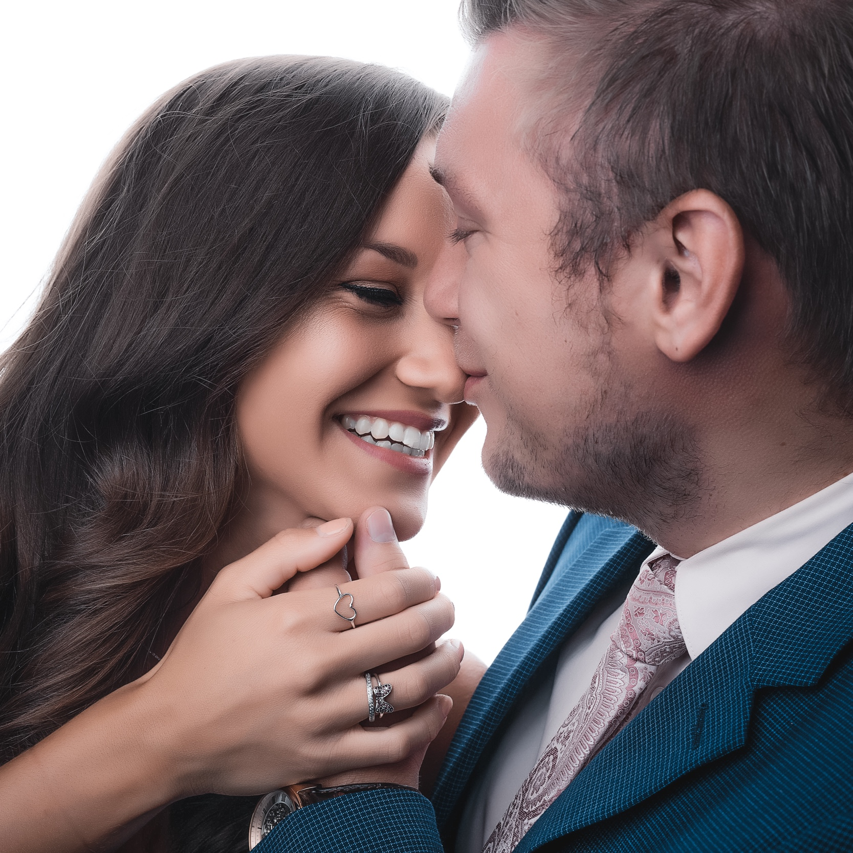 Jess and Martyn - Couple's portrait photography