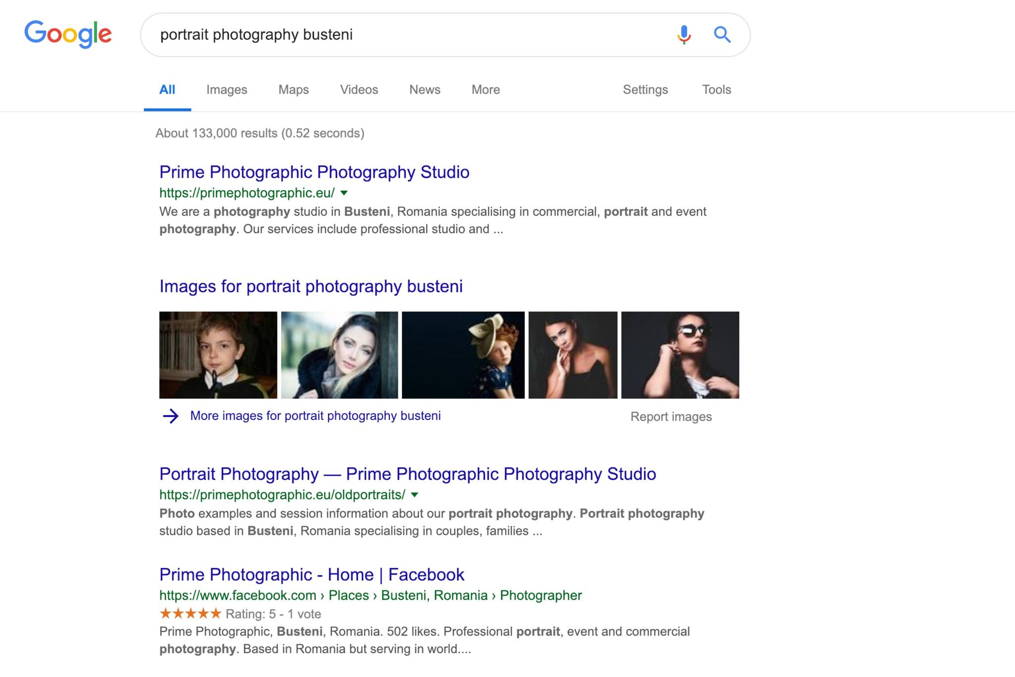 'portrait photography busteni'
