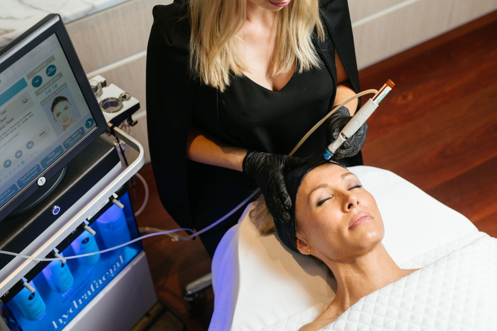 hydrafacial at Youth Lab in west perth 2