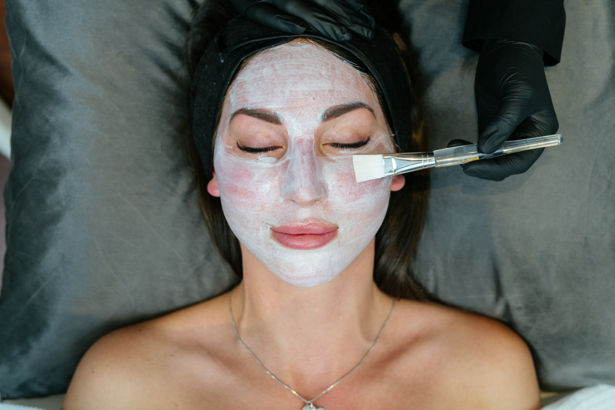 Collagen Peptide Mask -