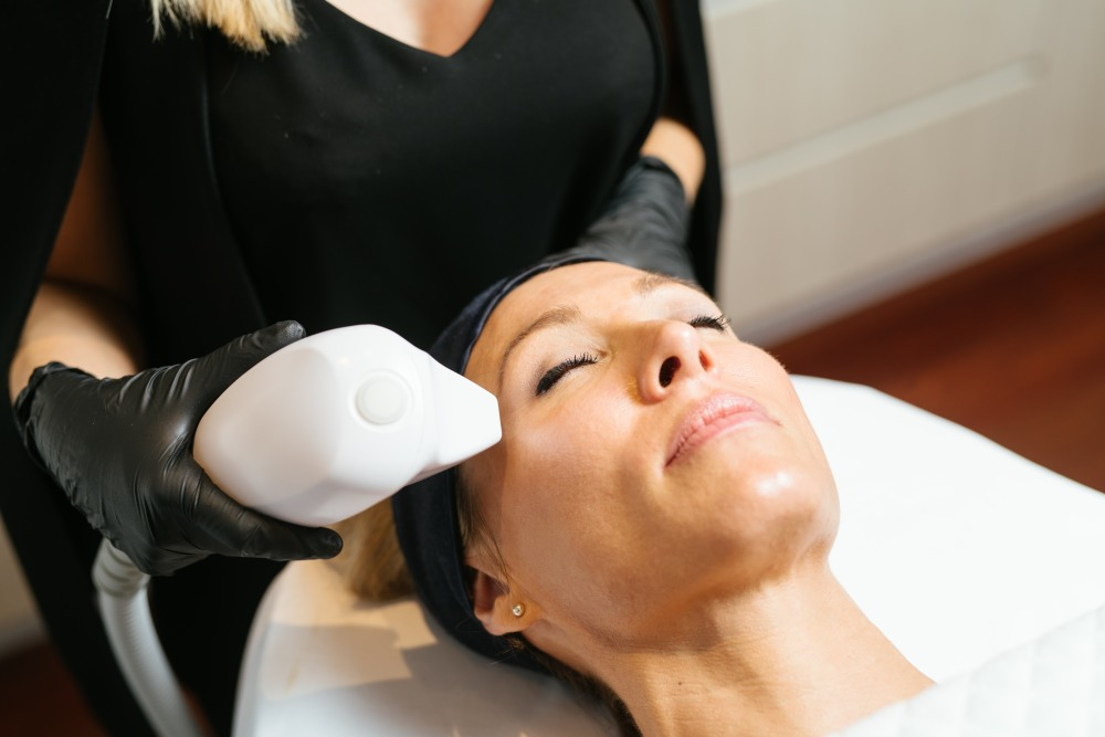 RF Fractional Skin Resurfacing 1