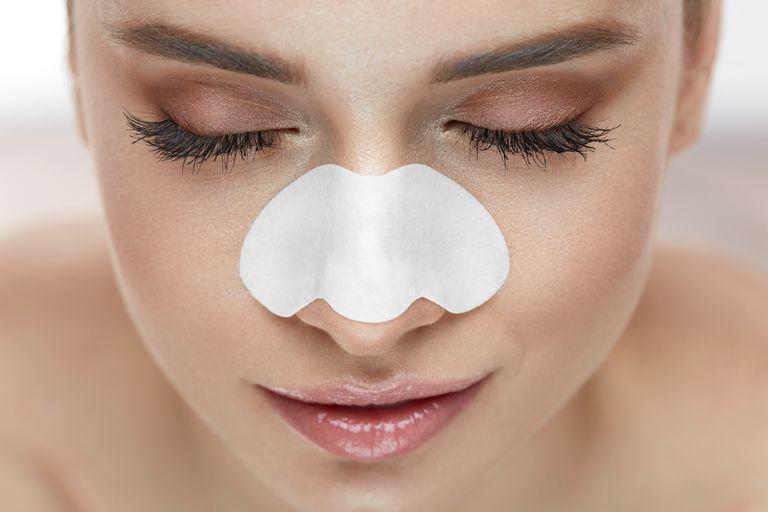 5) Pore strips to remove blackheads -