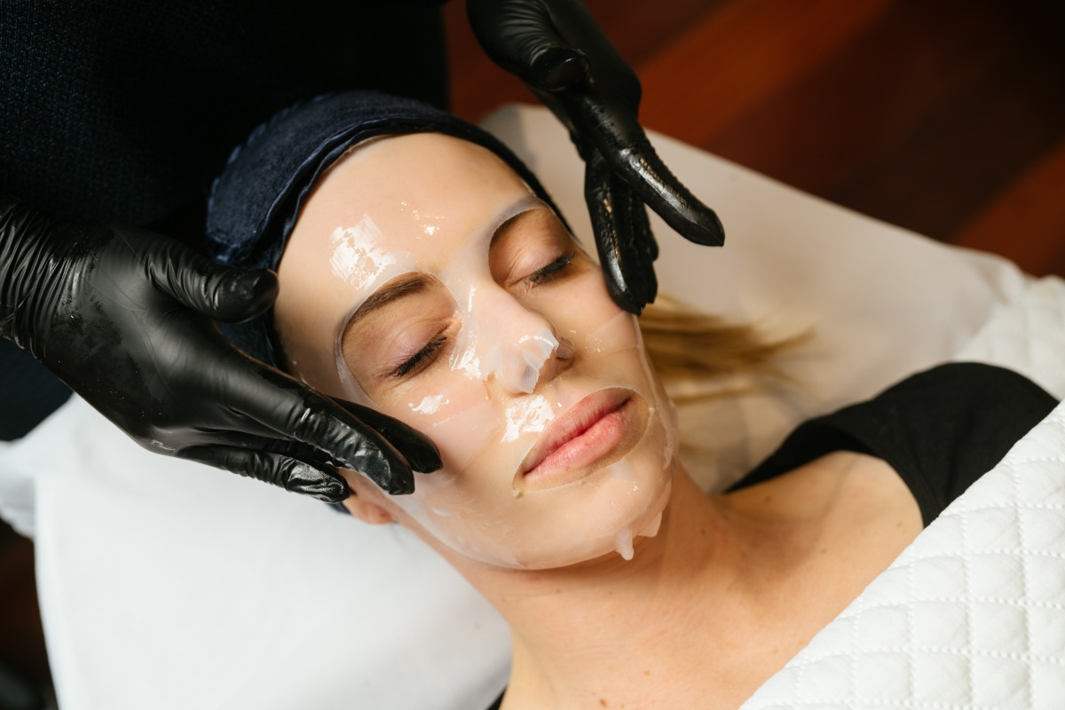 Peptide Mask - add on post treatment for $50