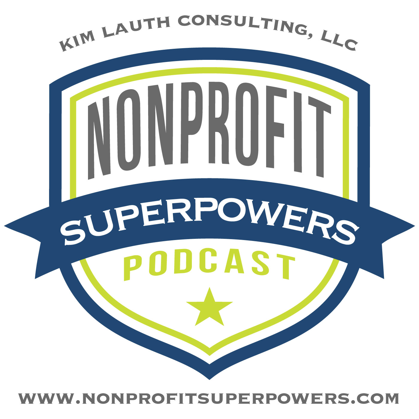 Nonprofit Superpowers Podcast