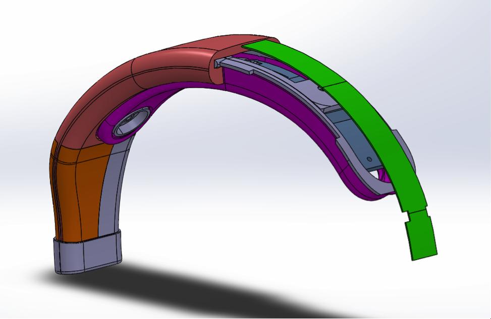 Current headband mechanics of Mindset.