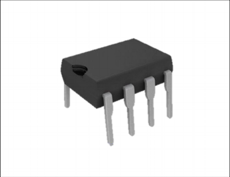 Example of an amplifier chip that we would need to quality test.